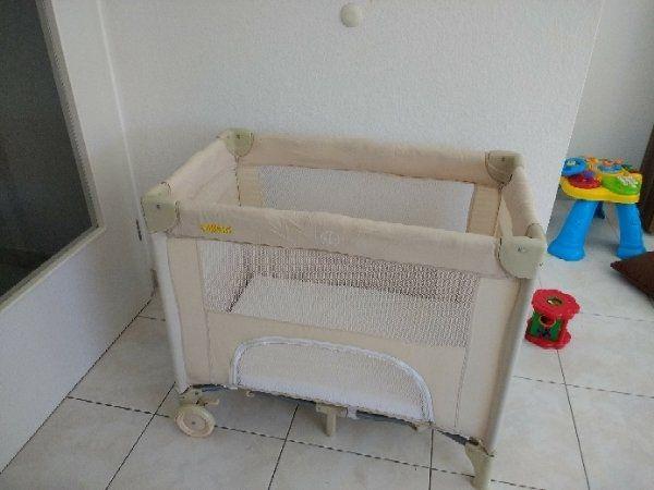 Fillikid Babybett - auch für Neugeborene