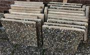 Waschbetonplatten 50 x 50 cm