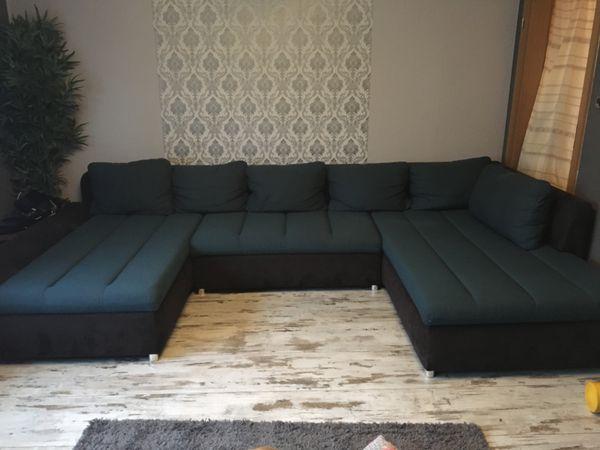 Wohnlandschaft Sofa Couch In Grebenstein Polster Sessel Couch