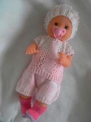 Babypuppe von Famosa /