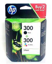 HP Tintenpatronen - HP 300 BLACK