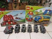 Lego Duplo Eisenbahn -