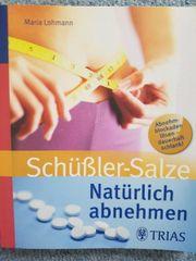 Schüssler Salze & Buch