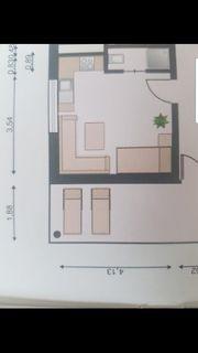 1 Zimmer Apartment in Sinsheim
