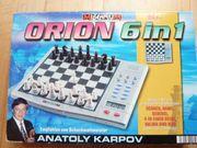 Verkaufe Spiel Schachcomputer für Kinder