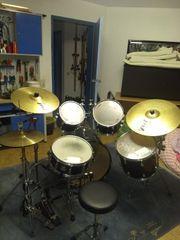 Schlagzeug - voll funktionsfähig