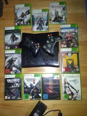 Xbox 360 Gerät u Spiele