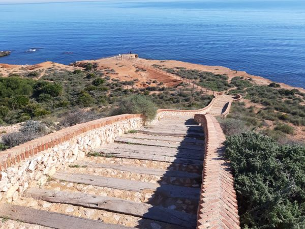 Spanien Costa Blanca gemütliche Wohnung