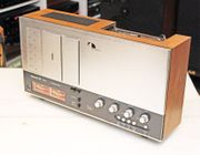 1973 Spitzenklasse Kassettenlaufwerk ELAC Nakamichi