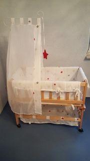 Babybett Beistellbett Stubenwiege