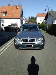 Gepflegten BMW X 3