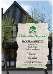 Restaurant am Bürgerwald