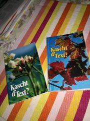 Suche Kasch d Text Singbücher