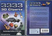 3333 3D Cliparts Für jeden