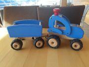 Goki Traktor mit Anhänger
