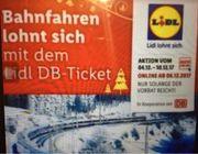 D-Bahn Tickets
