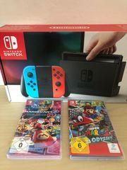 Nintendo Switch - NEU - 2 Spiele