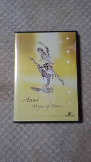 DVD Anna Magic of Dance