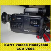 Sony Video Camera Recorder zu