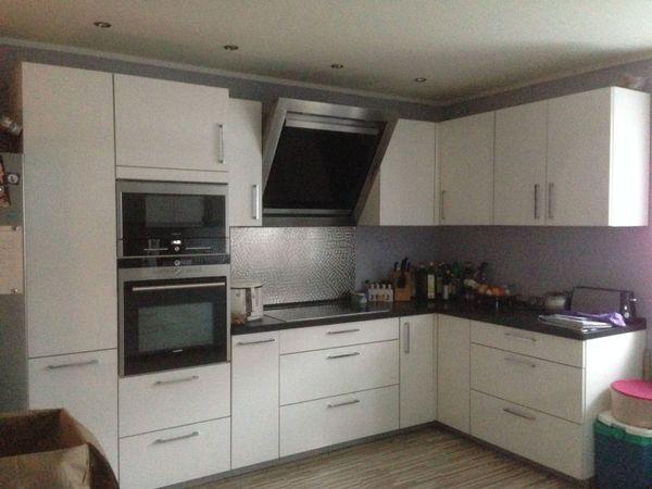 Nolte Küche 4 Jahre alt, sehr gepflegt mit hochwertigen E-Geräten in ...