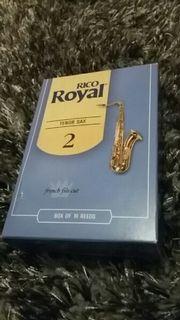 4 Royal Tenorsaxophon