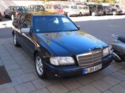 Mercedes C180, W