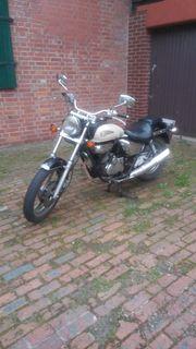 Moped Motorrad VT125