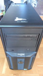 DELL Poweredge T110,