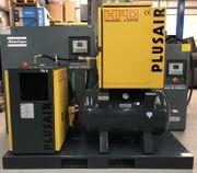 HPC Kaeser SM8PAS Empfänger-Schraubenkompressor