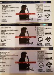 3 Tickets Michael