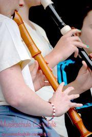 Blockflöten und Querflöten -