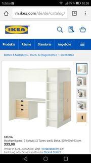 Hochbett ikea stuva  Stuva - Haushalt & Möbel - gebraucht und neu kaufen - Quoka.de