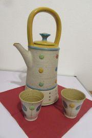 Teetrinken mit Kunst