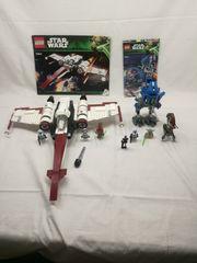 Lego Star Wars 75004 75002
