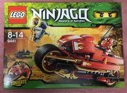 LEGO Ninjago 9441 - Kai s