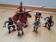 Schleich Ritter rot
