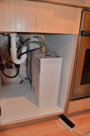 Untertisch Warmwasserspeicher Boiler ThermoFlow 5L