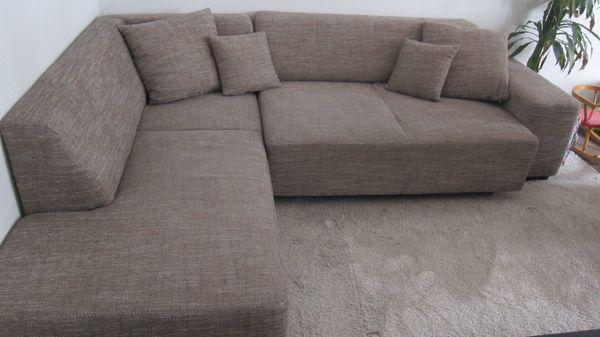 Reserviert Couch Ecksofa mit Ausziehfunktion
