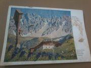 Alte Post Karten