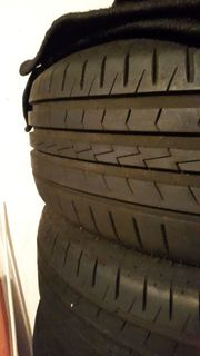 Ferkaufe 4st Sommer Reifen 205-65