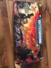 Battleground Spielzeug Schlachtfeld
