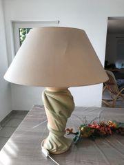Kunstvolle Stehlampe