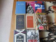 Karton Bücher