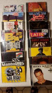 15 CDs Ricky