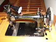 Alte Seidel-Nähmaschine