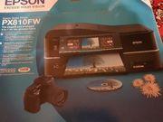 Epson PX810FW, defekt...