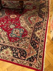 Antik Perser Teppich schöner Orientteppich