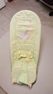 Babywippe grün