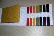 80 pH-Wert-Teststreifen Säuregehalt See- Süßwasser
