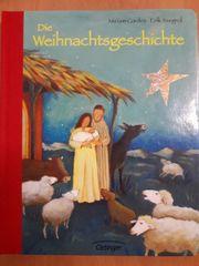 Schönes Kinderbuch Weihnachtsgeschichte
